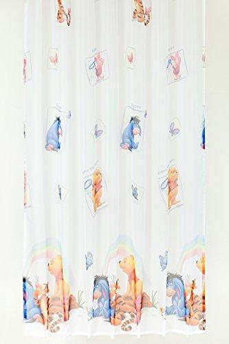 Schlaufenschal 145 x 245 cm Winnie Pooh Bär/ Winnie the Pooh Walt Disney Lizenzprodukt Kinderzimmervorhang [1 Stück]