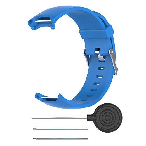 Amazing Deal Alician Wrist Band for Garmin Approach S3 GPS Watch Elegant Silicone Watch Strap with T...