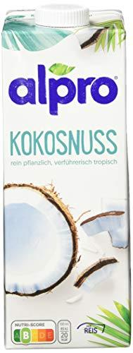 Alpro Soya Kokusnussdrink, 8er Pack (8 x 1 l)