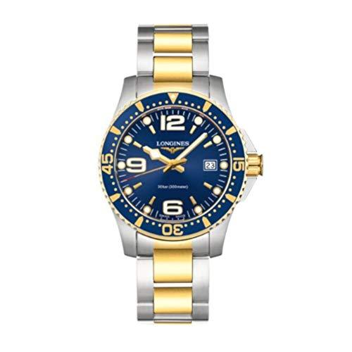 Longines Reloj Hydroconquest Cuarzo 41 mm Azul