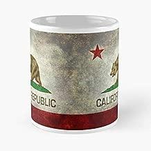 California Hollywood Destination America - Coffee Mug Best Gift 11 Oz Father Day