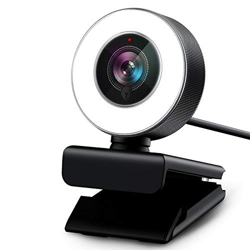 PC Webcam for Streaming HD 1080P, Vitade...