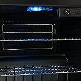Weinkühlschrank, Mini kühlschrank, Getränkekühlschrank von 16 Flaschen 46L/ 4-16℃/ 43dB - 4