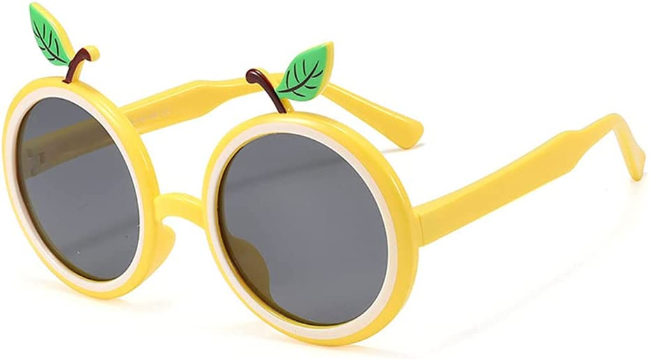 ZXZW Children's Polarized Sunglasses Uv-Resistant Sunglasses Suitable for Beach and Play Uv400