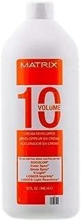 Matrix Socolor Cream Developer 10, 20, 30, 40 Volume (10 volume)