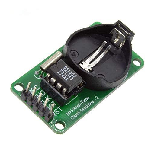IGOSAIT Smart Electronics DS1302 Echtzeituhrmodul für Arduino Mega Entwicklungsboard DIY Starter-Set