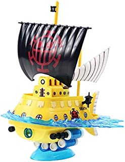 one piece thousand sunny paper model