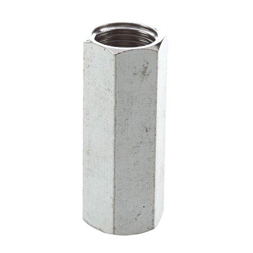 TOOGOO(R) Laton 1/4 '' roscado BSPP hembra Valvula de Gas Agua Aceite de retencion de aire de un camino de puerto completo