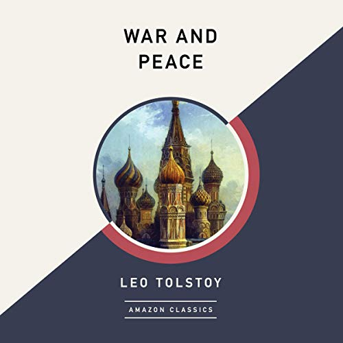 War and Peace (AmazonClassics Edition) cover art