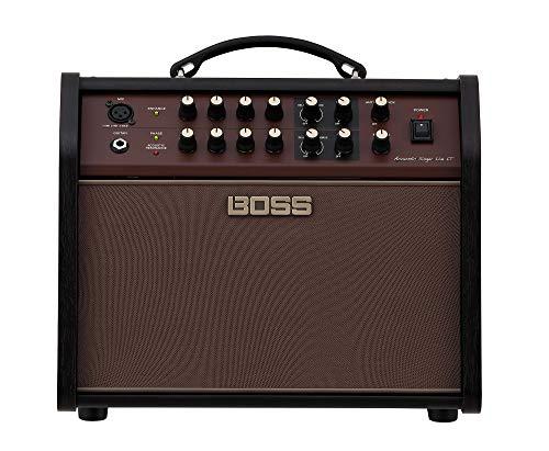 BOSS Amplificador de guitarra acústica profesional ACS-LIVELT, Amplificador de guitarra acústica profesional con sonido y características de gama alta