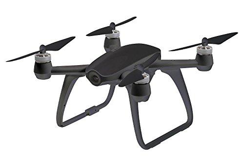 Walkera 15004580 – Aibao FPV 4 K Cuadricóptero RTF Negro – Dron FPV con cámara 4 K UHD, Control Remoto F8, batería, Cargador y Juego Mediante aplicación (Idioma español no garantizado)