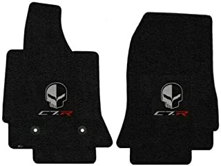 For 14-19 Corvette C7 Ultimat JAKE SKULL & C7.R TEXT Liners Carpets