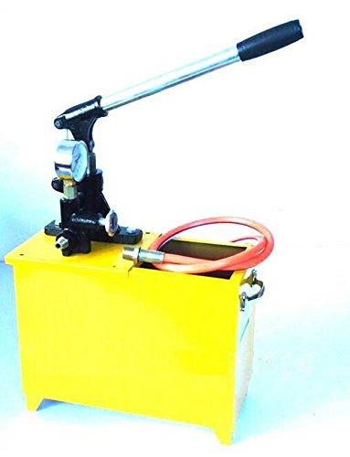 Gowe Pompe de test de pression Pompe de test de pression manuelle à pompe de test de pression d'essai la pression de la pompe : 63 kg/cm2