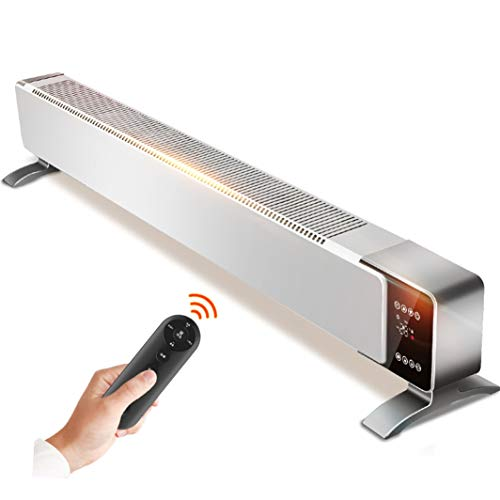 Elektrische plint, convectoren, vlakke verwarmingskleed, convectieverwarming voor thuis/Conservatory afstandsbediening