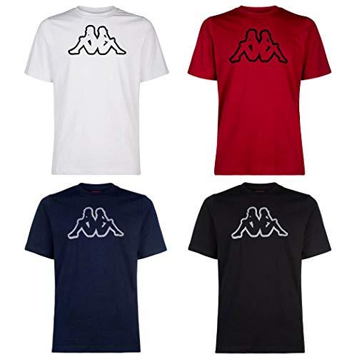 Kappa T-Shirt, Cromen Taglia XL