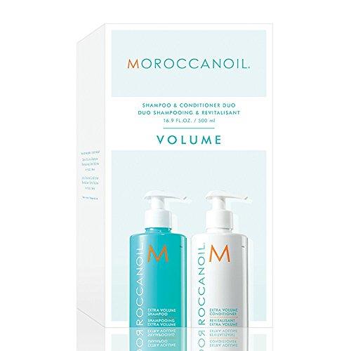 Moroccanoil Extra Volume Shampoo & Balsamo 500 ml Super Size Duo