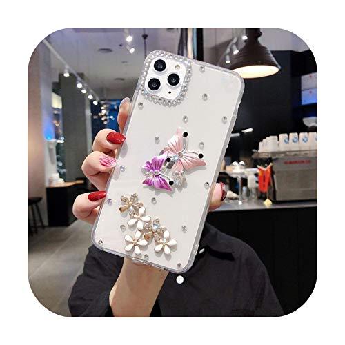 Carcasa para iPhone 12 11 Pro Max 12Mini XR XS Max X 8 7 6 6S Plus 5 5S SE 2020 2-For SE 2020