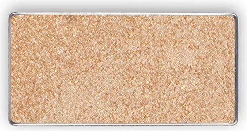 BENECOS - Recambio iluminador natural - Gold Dust/oro - para Paleta Benecos It-Pieces- Muy pigmentado - Textura sedosa - Maquillaje brillante - Orgánico - 3 gr