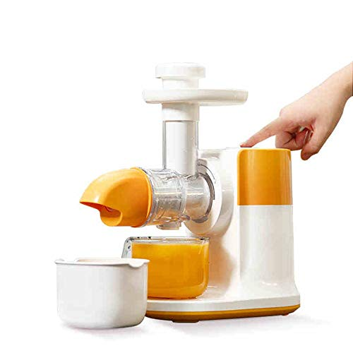 New Dwertay Stylish and Elegant Mini Fruit And Vegetable Juicer, Home Automatic Multi-function Low-s...