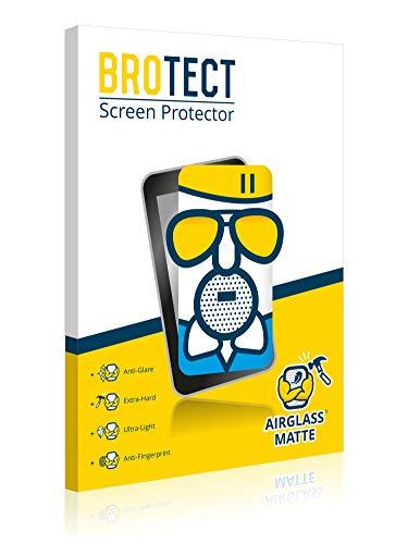 BROTECT Entspiegelungs-Panzerglasfolie kompatibel mit Sanitas SBM 52 - Anti-Reflex Panzerglas Schutz-Folie Matt
