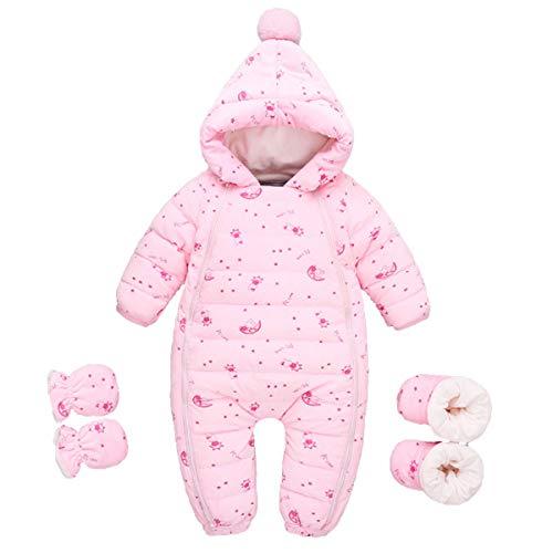 La Mejor Lista de Pantalones y monos para la nieve para Bebé los 5 más buscados. 4