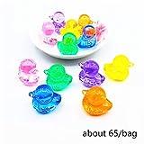 Mikiya Auto-Figuren, Obst, Acryl, Perlen, Klassenauswahl, für Partys, Kinder, Dekoration, Acryl,...