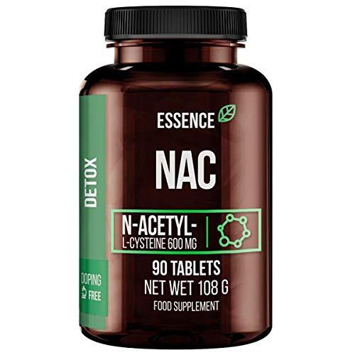 Pure N Acetyl L Cysteine I NAC 600 mg I 90 Tablets