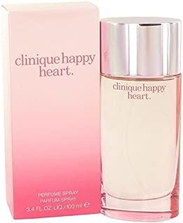 Clinique Happy Heart Eau De Parfum Spray for women 100 milliliter/3.4 ounce