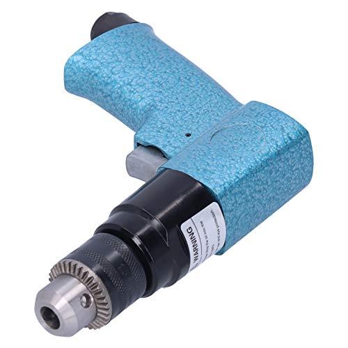 Taladro atornillador, taladro de aire portátil de 10 mm, 1800 rpm, resistente al desgaste para tablas de madera, placas de hierro