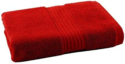 Cannon Hand Towel 41x66 Burgundy