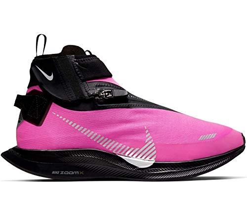Nike Zoom Pegasus Turbo Shield Womens (FIRE Pink/Metall, Numeric_8)