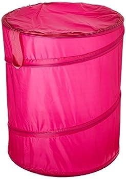 Redmon Pop Up Hamper Large Hot Pink