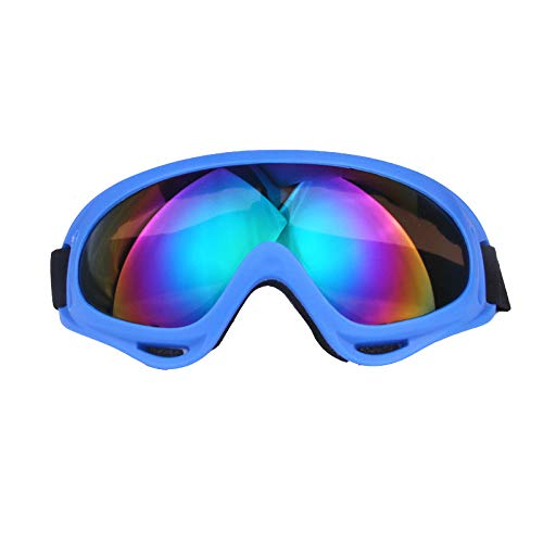 SSSabsir Snowboarding Goggles Skiing Eye Protector Sand Proof Glasses Outdoor Sports CS Glasses