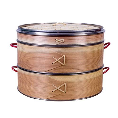 Weiwei Kitchen Handmade Bamboo Steamer