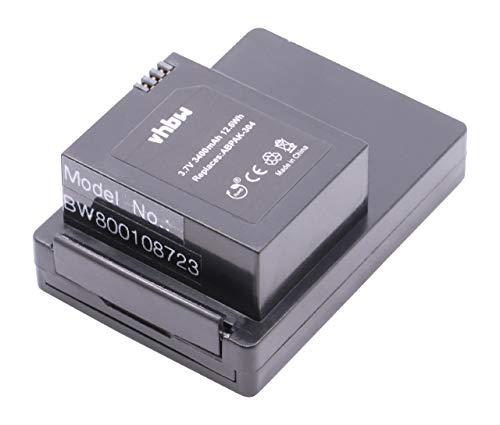 Vhbw Li-Ion Batteria 1010mAh (3.7V) per Fotocamera...