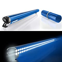 Made from poly-carbonate for extra toughness The colored gels are designed for bright LED light to get a true color blast Each size can be hand-trimmed to fit your specific light bar