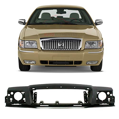 New Header Panel Fiberglass For 2006-2011 Mercury Grand Marquis Direct Replacement 6W3Z8190A
