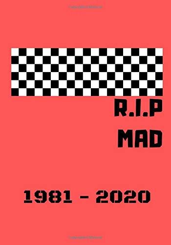 R.I.P MAD: 1981-2020 (RM, Band 1)