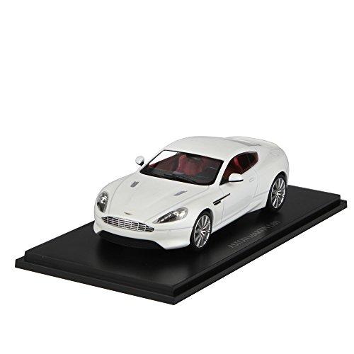 Kyosho Aston Martin DB9 White Die Cast Vehicle (1:43 Scale)
