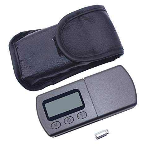 Mini balanza electrónica con Pantalla LCD, balanza Digital 0,01g balanza de Alta precisión balanza de Laboratorio Digital balanza de Bolsillo portátil
