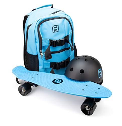 "Ensemble Skateboard 22"" + Sac à dos +..."