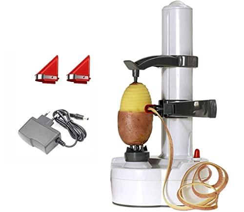 Apple Peeler Éplucheur électrique pour fruits et...