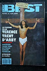 BEST 237 AVRIL 1988 TERENCE TRENT D\'ARBY Gainsbourg Motorhead Harrison Parabellum Talking Heads + POSTERS U2 Seberg