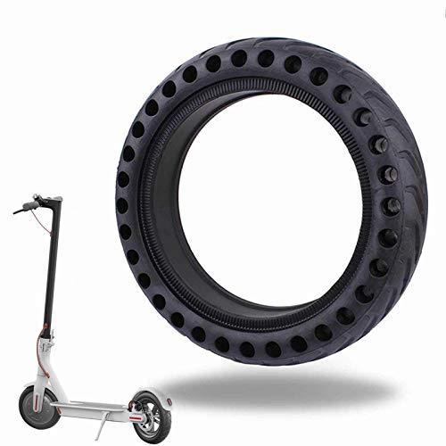 Wovatech Neumático de Scooter eléctrico - Neumático de Rueda antipinchazos de Alto Rendimiento Neumático de Repuesto Delantero/Trasero para Xiaomi mijia M365