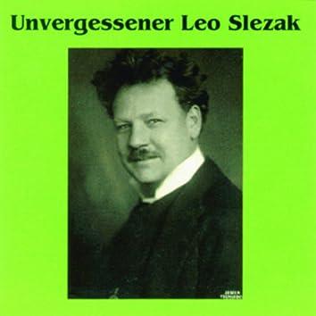 Unvergessener Leo Slezak