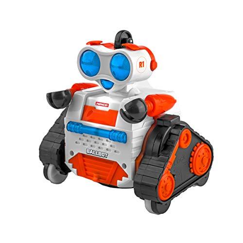 Ninco- Ball BOT 1 Robot, Color orange, (NT10041)
