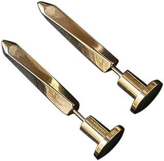 الشرير مسامير أقراط 316L التيتانيوم الصلب ثقب ثقب زائد مسمار أقراط للرجال مجوهرات