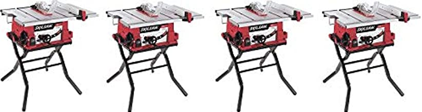 SKIL 3410-02 10-Inch Table Saw with Folding Stand (4)