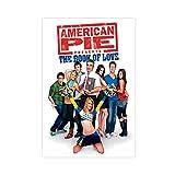 Klassisches Filmposter American Pie 8, Leinwand-Poster,