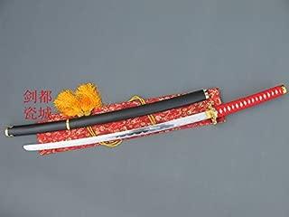 S0255 Gaiden II RYU Hayabusa Inuyasha SESSHOMARU Natural Teeth Dragon Sword 41